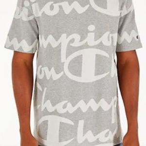 Champion shorts sleeve XL top